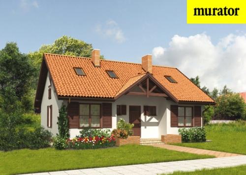 Проект дома - Мое место - Муратор М03
