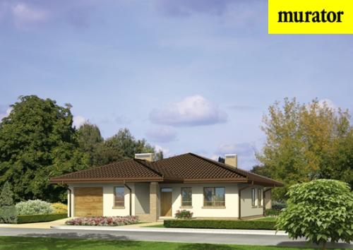 Проект дома - Обдуманный - Муратор М42