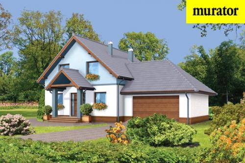 Проект дома - Переменный (энергосберегающий) - Муратор ЭЦ152