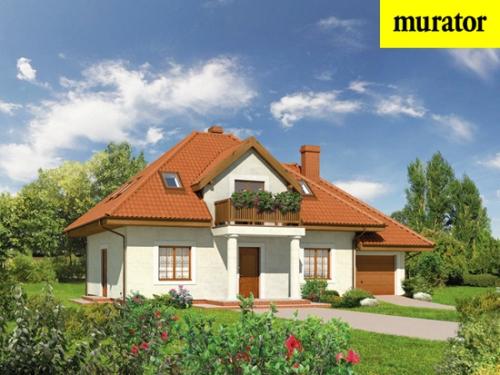Проект дома - Радужная долина - Муратор М62
