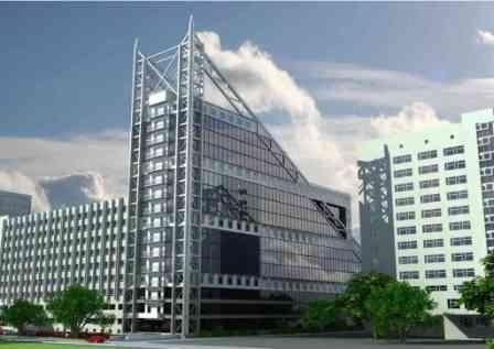 Проектирование торговых и торгово-офисных центров