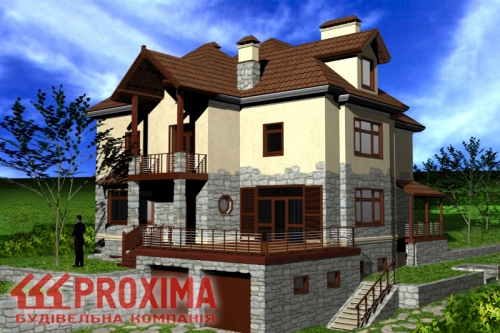 Проектирование дома Киев