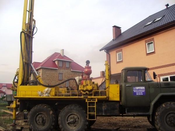 Проектирование гидрогеологических скважин, подготовка документов по спецводопользованию, согласование.