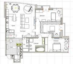 Проектирование и дизайн перепланировок квартир, домов, коттеджей от 20 грн. за 1м2!