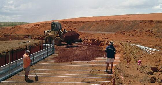Проектирование и возведение подпорных стенок и прочих инфраструктурных сооружений по технологии армированного грунта