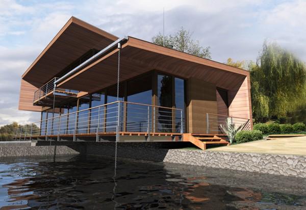 Проектирование индивидуальных жилых домов, проект полной или частичной реконструкции зданий, авторский надзор