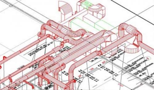 Проектирование инженерных сетей зданий и сооружений гражданского и промышленного назначения для дома, здания