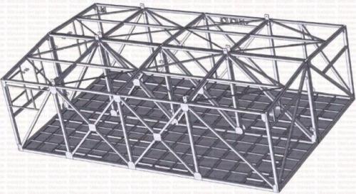Проектирование, изготовление и монтаж металлоконструкций любой сложности, ангаров, складов.