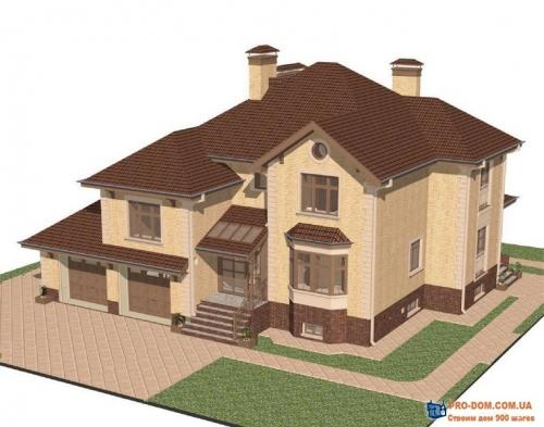 Проектирование коттеджа Киев и Киевская область
