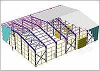 Фото  1 Проектирование помещений из металлоконструкций 1423022