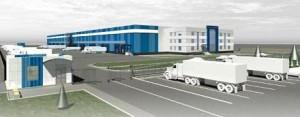 Проектирование промышленных и складских объектов. Услуги строительства