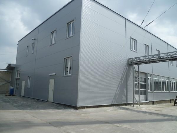 Проектирование промышленных зданий и сооружений. Цеха, склады, подземные резервуары. ..