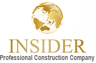 Professional construction company «Insider»