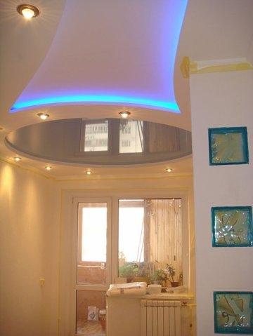 Профессиональная подсветка (led): ниши, потолочная подсветка и т. д.
