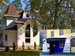 Профессиональный архитектурный дизайн внешнего вида и интерьеров