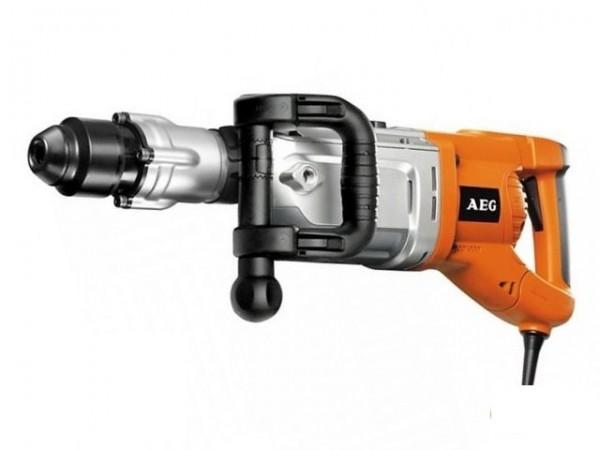 Профессиональный отбойный молоток с системой крепления SDS-max AEG PM