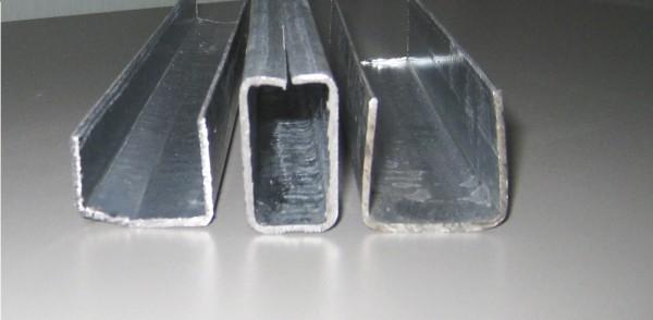 Профиль армирующий для металлопластиковых окон