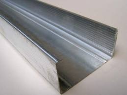 Профиль для гипсокартонных систем CW 100 толщина стали 0,40 мм