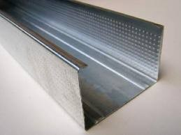 Профиль для гипсокартонных систем CW 75 толщина стали 0,40 мм
