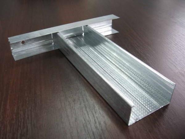 Профиль для ГКП UW-50-0.5мм.
