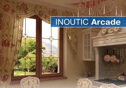 Профиль «Inoutic Arcade» (Инаутик Аркада)