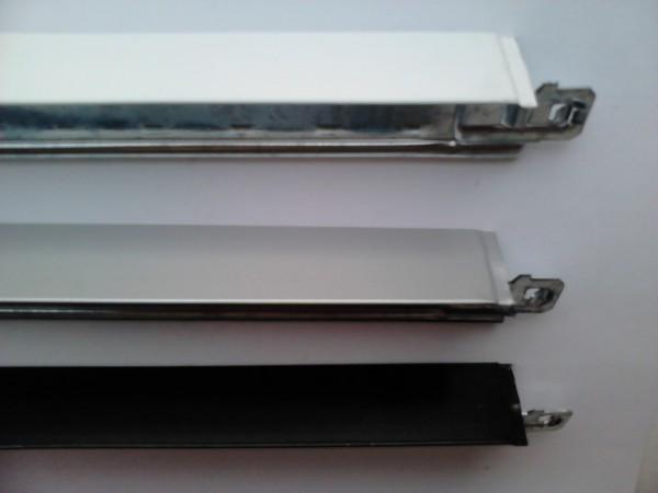 профиль подвесного потолка 0,6м серый, выдерживает нагрузку 15-18кг