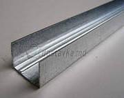 Профиль UW 50 для Гипсокартона 0,40 мм(толщина) 3м