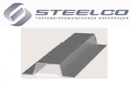 Профиль вертикальный основной (омега образный) ФПО 80 Размер 20х20х80х20х20, Толщина 1,2.