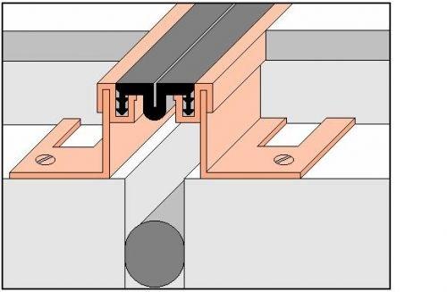 Профиль встроенный ESOFLAT JPS серия S