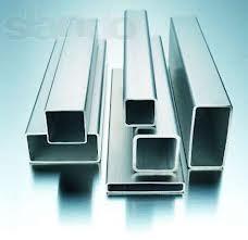 Труба нержавеющая профильная квадратная 40х40х1,5 40*40*1,5 AISI 201 12Х15Г9НД зеркальная полированная немагнитная