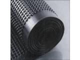 Профилированная мембрана ИЗОСТУД 600 гр. для защиты стен фундаментов, гидроизоляции, дренажа