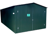 Фото 5 Металевий гараж з профнастилу 0,5 мм 303256