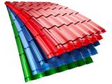 Профлист, Металлочерепица мат. глянец 0,45 - 0,5 мм - Низкие цены от производителя