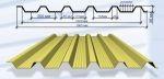 Профнастил К-35 (толщина металла 0,35мм;0,45мм;0,48мм ;0,5мм;0,7мм)