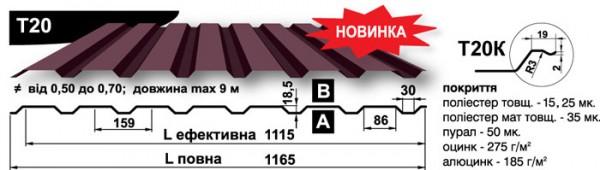 Профнастил Pruszynski (Прушински) T10