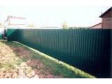 Профнастил стеновой