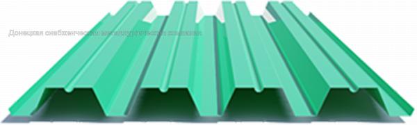 Профнастил цветной (полиэстер) ПС, ПК-35(прайс в описании)