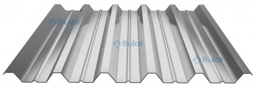 Профнастил ТМ Bulat® НС44-1020-045 цинк