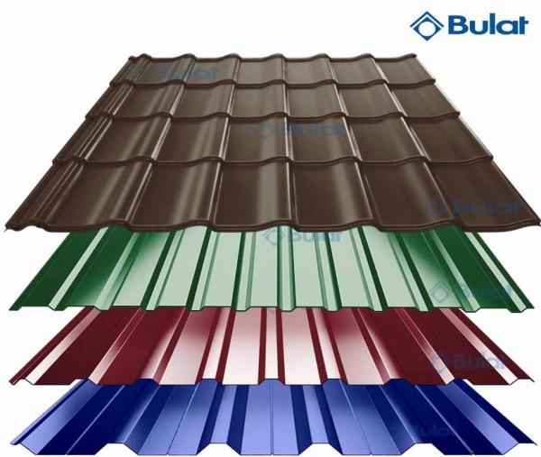 Профнастил TM Bulat®. Немецкое качество. (Завод кровельных материалов)