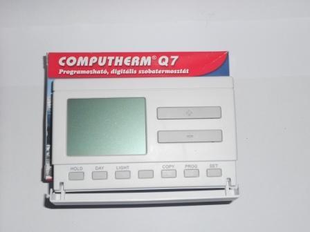 Программатор для газового котла Computherm Q7 new 2013