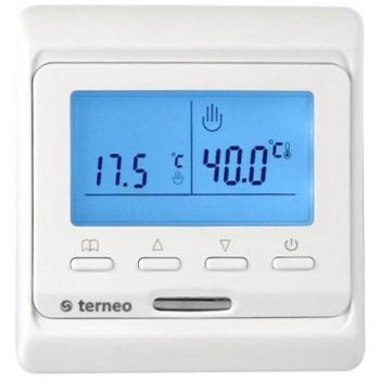Программируемый терморегулятор для теплых полов