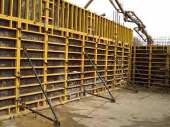 Производим под заказ опалубку для бетона