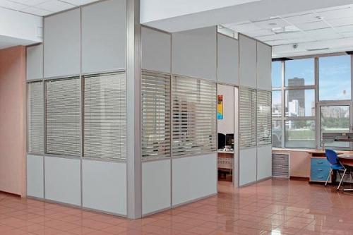 Производство алюм профиля для офисных перегородок. Под заказ. Быстрые сроки изготовления