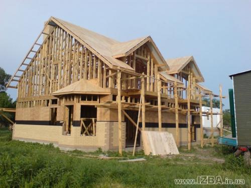 Производство материалов для деревянного домостроения.