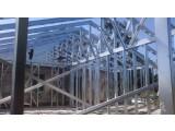 Производство металлоконструкций из оцинкованных профилей.