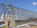 Производство оцинкованных профилей (ЛСТК), строительство ангаров, складов, промышленных обьектов и многое другое.