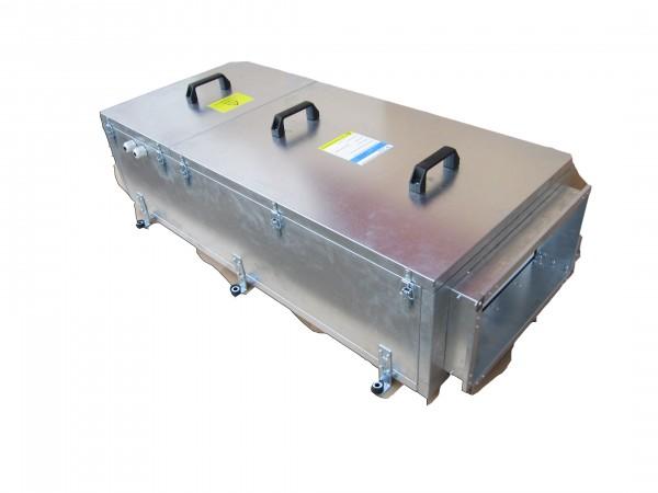 Производство промышленного вентиляционного оборудования любой сложности