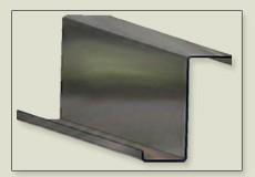Производство различных оцинкованных профилей для каркасного строительства.