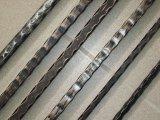 Фото  2 Прокат в ассортименте: битый квадрат, полоса, труба вальцованная и витая, венецианка и др. Продаем по 2 и 3 метра. 2362248