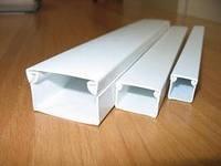 Прокладка кабеля в коробе (м. )Монтаж короба (м. )
